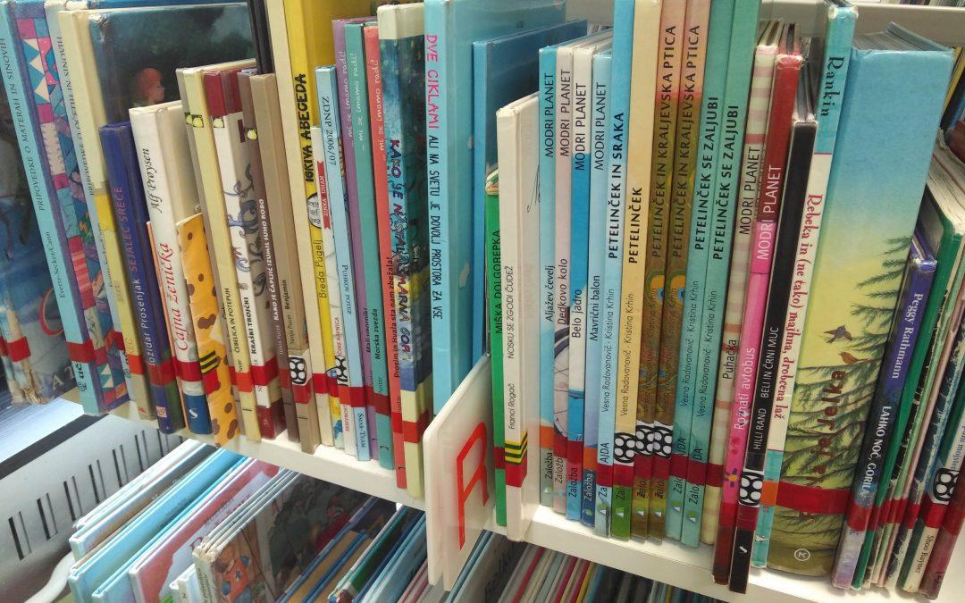 Nova oznaka – primerno za bralce z disleksijo